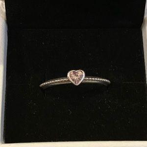 Pandora One Love Ring Brand New- Retired